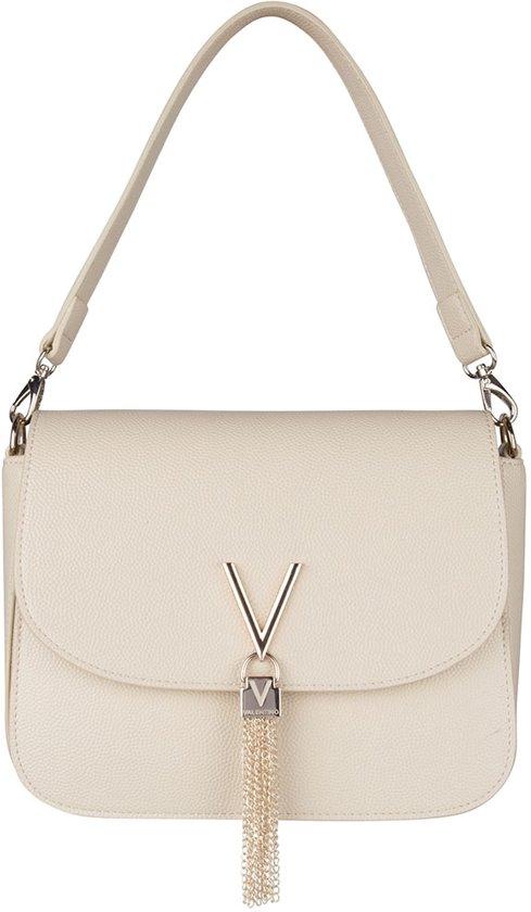 Valentino Handbags Schoudertassen Divina Shoulder Bag Beige