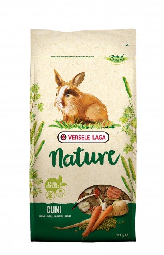 Versele-Laga Nature Cuni - Konijnenvoer - 9 kg