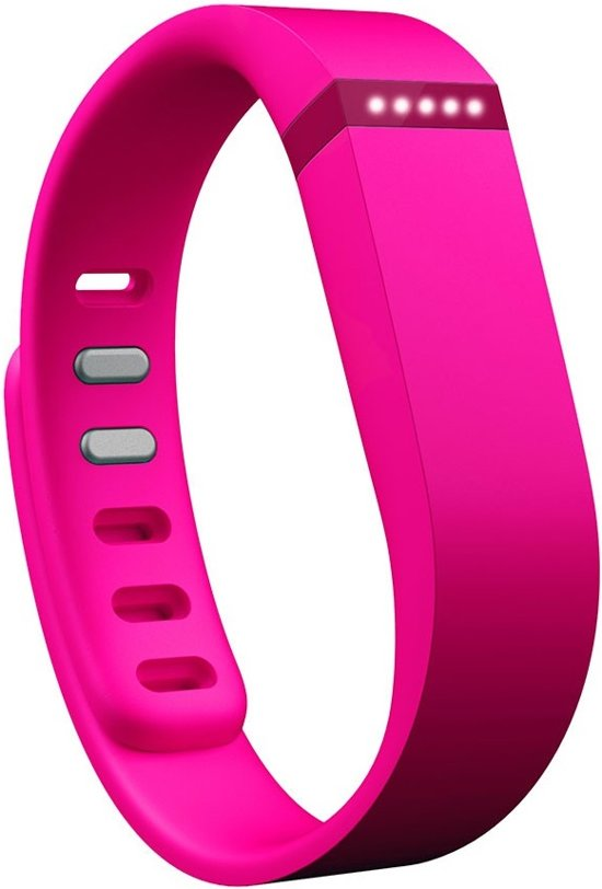 Fitbit Flex - Activity tracker - Roze