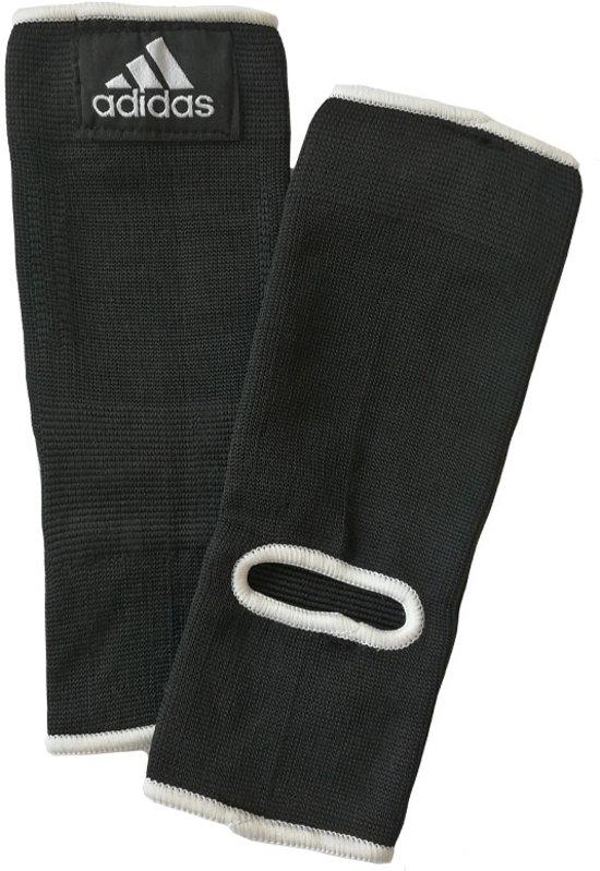 adidas Enkelbeschermer Zwart/Wit Small
