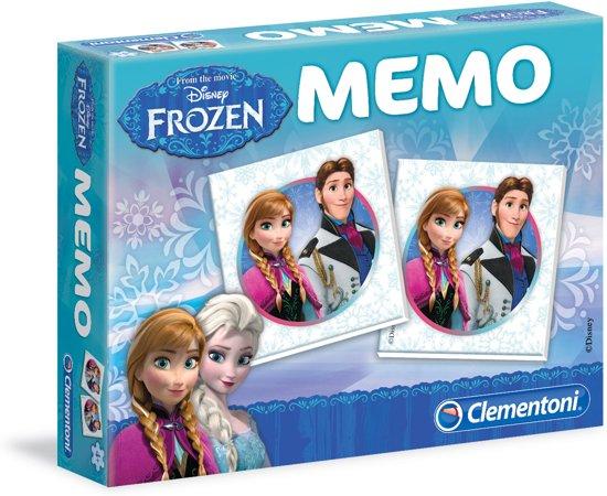 Frozen Memo - Kinderspel