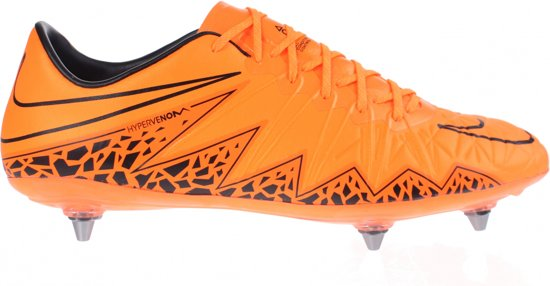 Nike Voetbalschoenen Hypervenom Phinish Sg Oranje Heren Mt 40