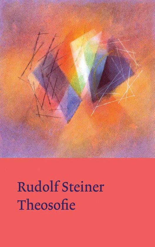 Boek cover Theosofie van Rudolf Steiner (Hardcover)