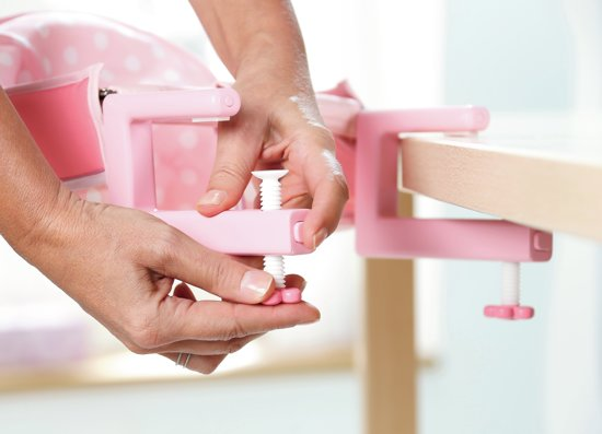 Baby Annabell® Babystoel voor aan tafel