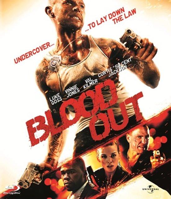 Cover van de film 'Blood Out'
