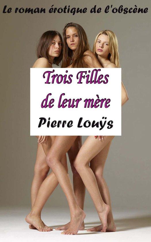 trois filles et leur mere