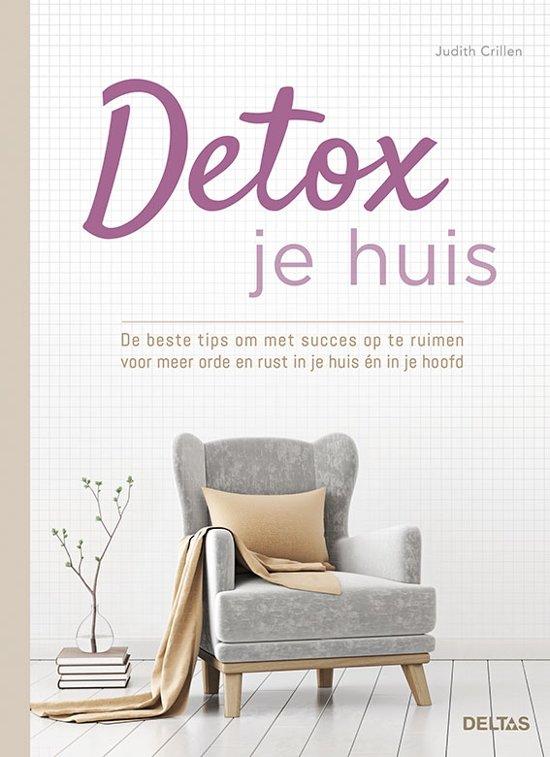 Deltas Boek Detox Je Huis