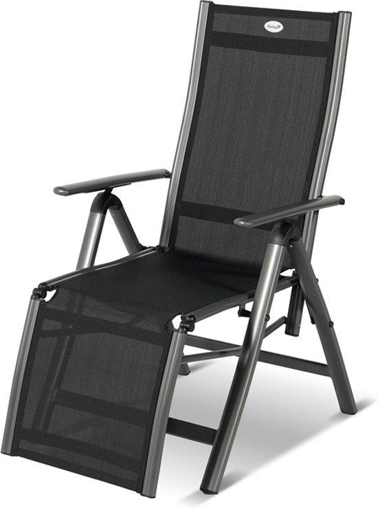 Hartman alice relaxstoel aluminium textileen for Standenstoel tuin
