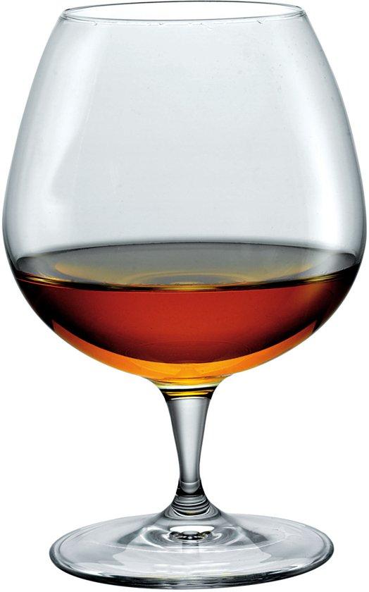 Bormioli Premium Cognacglas - 64,5 cl - Set-6 Valentinaa