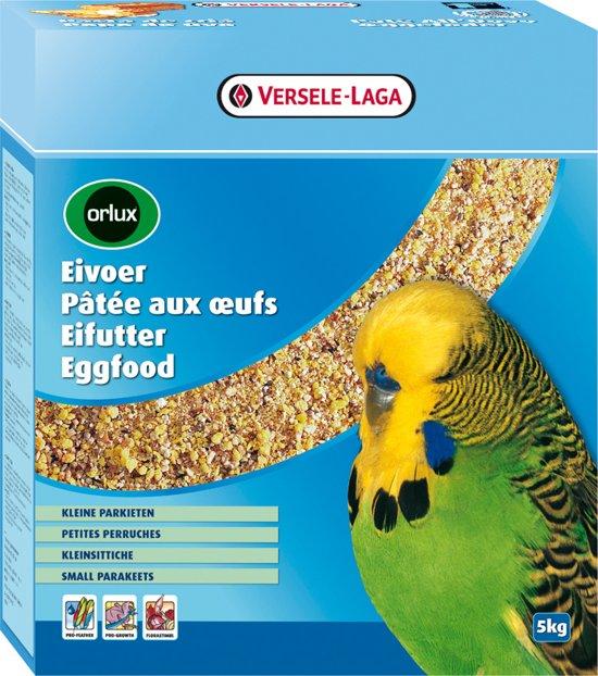 Orlux Eivoer Droog Kleine Parkiet Parkietenvoer- 5 kg