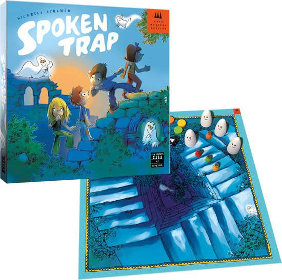 Spokentrap - Bordspel