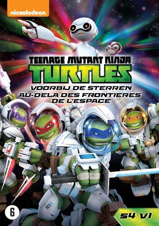 Teenage Mutant Ninja Turtles - Voorbij De Sterren