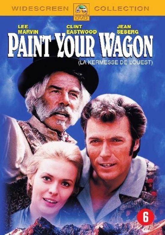 Cover van de film 'Paint Your Wagon'