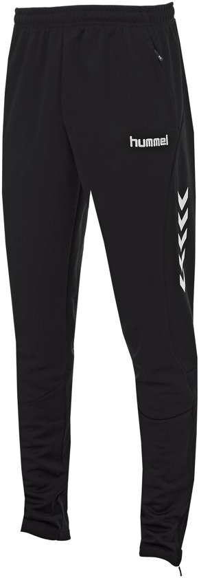 hummel Authentic Team Tts Pant Sportbroek Kinderen - Zwart