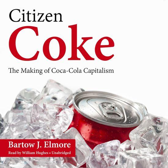 Boek cover Citizen Coke van Bartow J. Elmore (Onbekend)