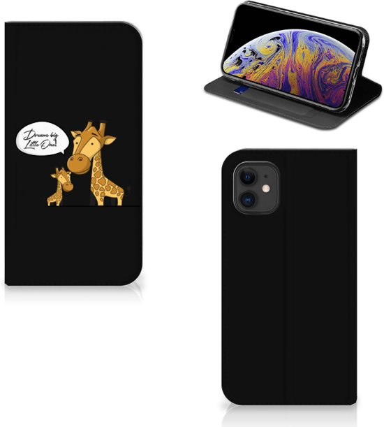 iPhone 11 Magnet Case Giraffe