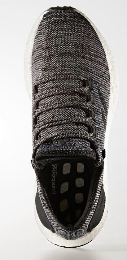 Adidas Hardloopschoenen Pureboost All Terrain Heren Grijs Maat 40