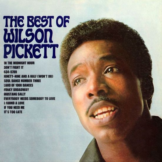 The Best of Wilson Pickett