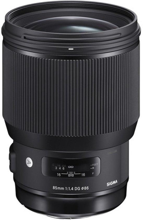 Sigma 85mm f/1.4 DG HSM ART Canon