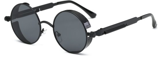 87a57061eba851 Ronde bril Zwart