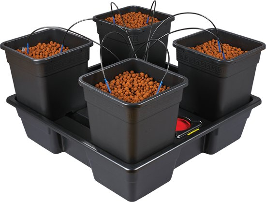 Atami Wilma Growsystem XXL 4 - 25 liter container