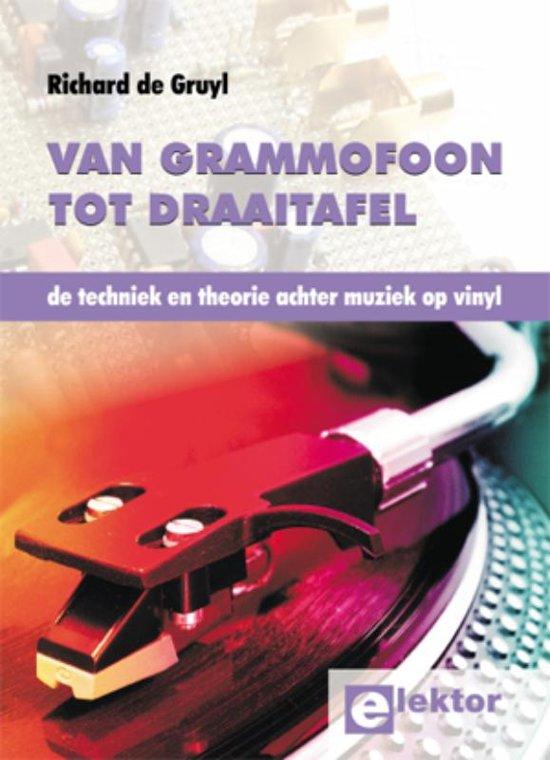 Van Grammofoon tot Draaitafel