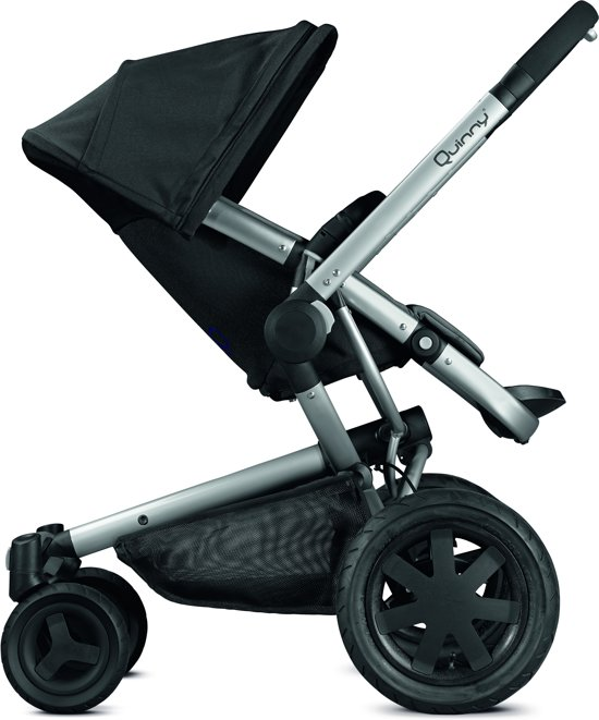 quinny buzz xtra kinderwagen rocking black 2015. Black Bedroom Furniture Sets. Home Design Ideas