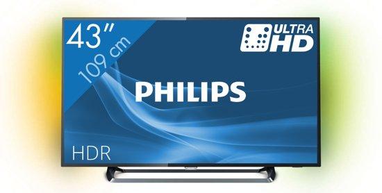 Philips 43PUS6262 - 4K tv