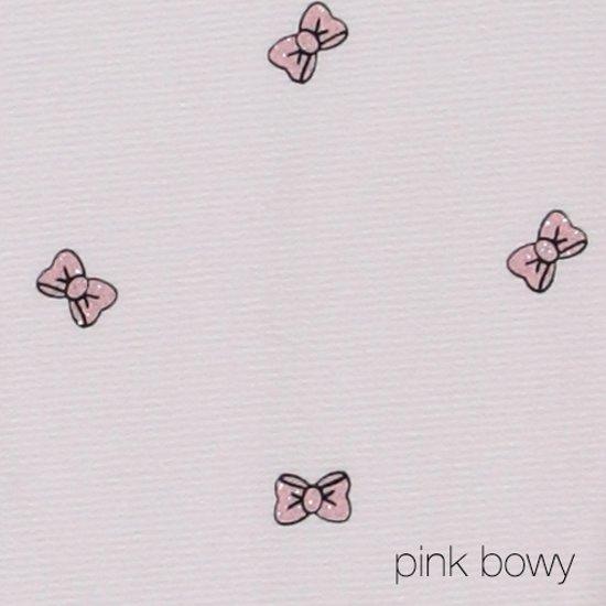 Puckababy Mini Inbakerslaapzak 3/6 m - Pink Bowy