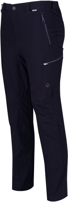 Regatta - Highton Lange Outdoorbroek - Mannen - Marine - Maat 2XL