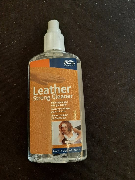 Oranje Leather Strong Cleaner