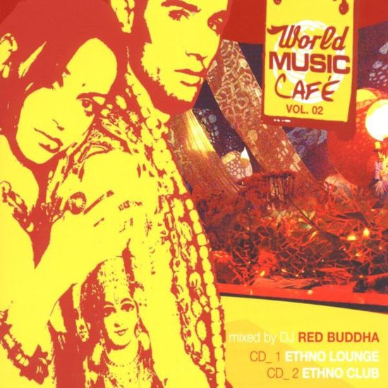 World Music Cafe Vol. 2