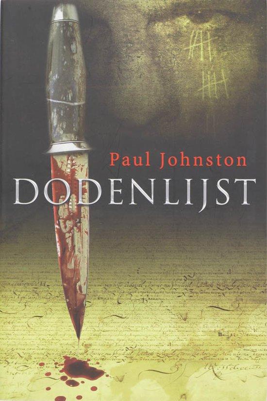 Dodenlijst - Paul Johnston  