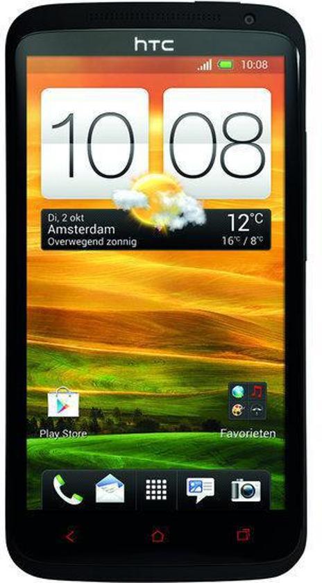 HTC One X Plus - Zwart