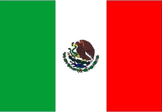 bol mexicaanse vlag vlag mexico 90 x 150
