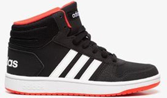 adidas Sneakers Maat 36 Unisex zwartwitrood