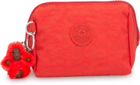 Kipling Inami S Portemonnee - Active Red