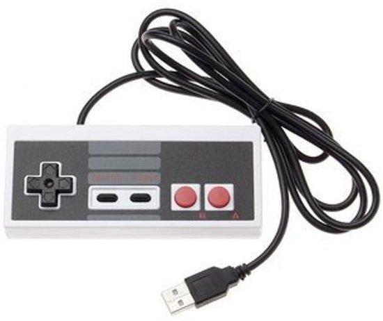 NES | Nintendo Entertainment System controller met USB aansluiting voor o.a. je Raspberry Pi| 1 stuk