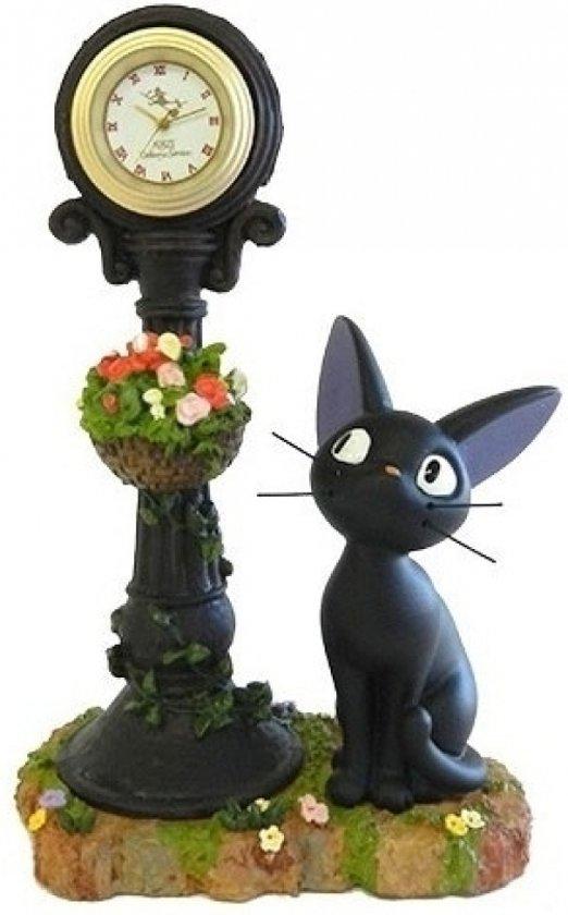 Ghibli - Kiki's Delivery Service Jiji Clock