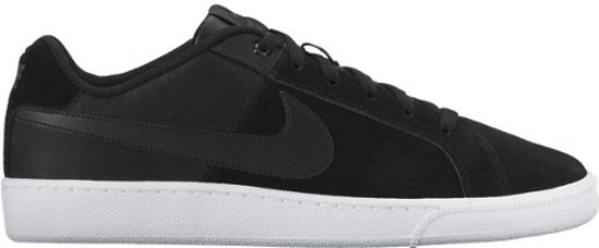 new concept 63438 f3567 Nike Court Royale Plus zwart sneakers heren