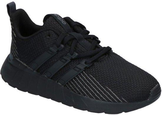9be2bd30428 adidas - Questar Flow K - Lage sneakers - Jongens - Maat 34 - Zwart;
