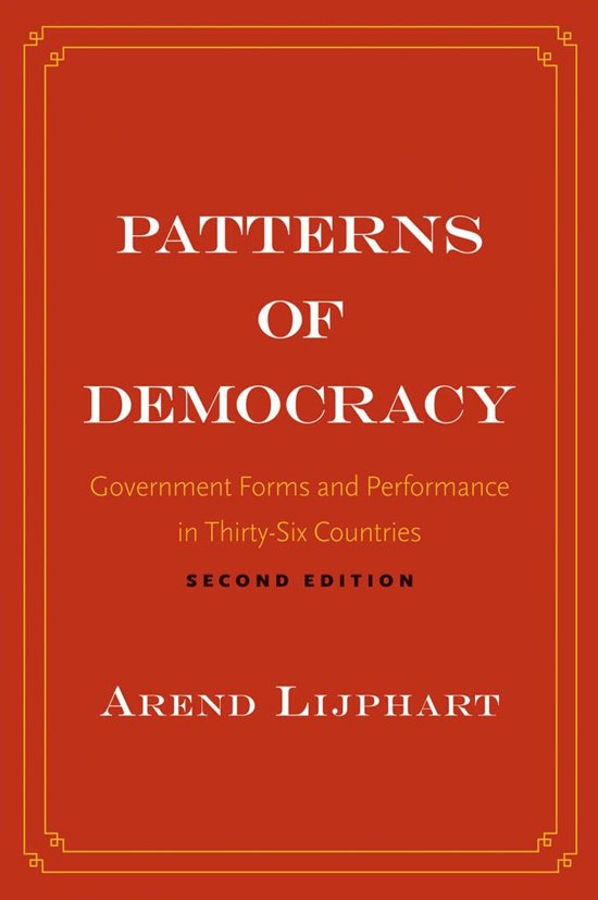 An analysis of democracy government