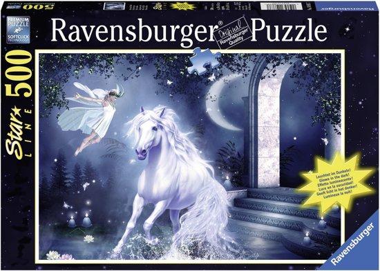 Ravensburger puzzel Magische Nacht- Starline - Legpuzzel - 500 stukjes
