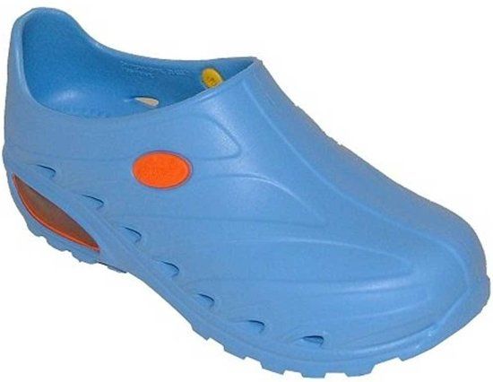 Sun Shoes Dynamic Licht Blauw EVA Clogs Uniseks