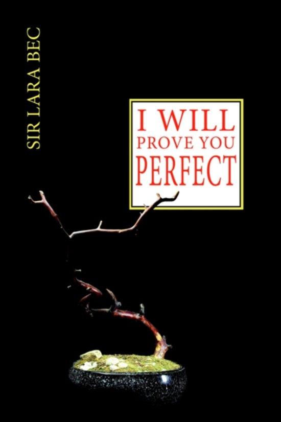 I ... Will Prove You Perfect