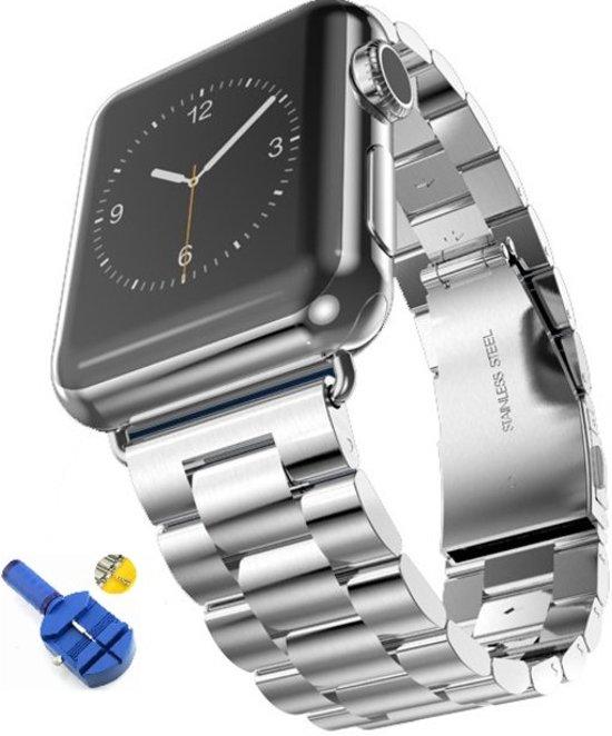 Stainless Steel Horloge Band 38 MM Voor de Apple Watch Series 2 - Roestvrij Staal Watchband Voor de iWatch