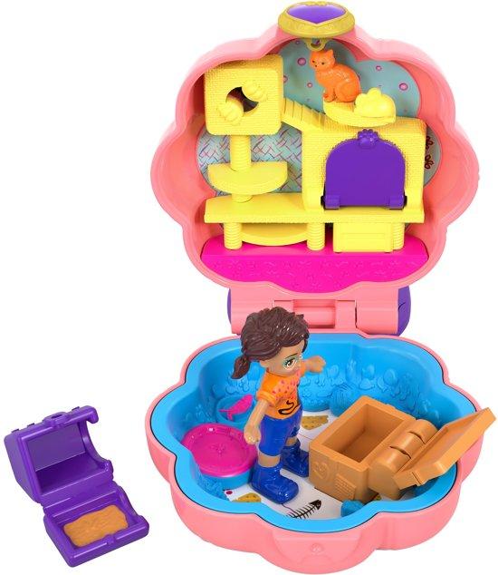 Polly Pocket Tiny Pocket Places Shani & Kat