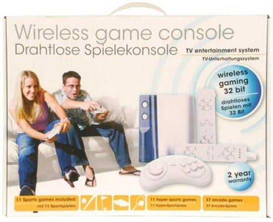 Draadloze game console 48 spellen kopen