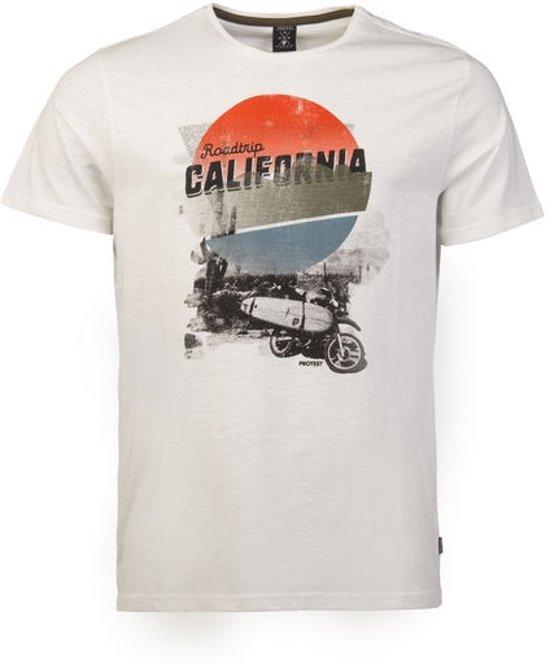 Protest T-shirt Heren COOP SeashellS