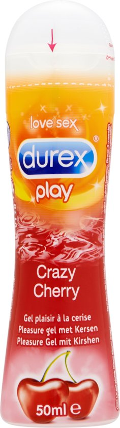 Durex Play Cherry - 50 ml